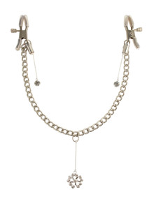 FETISH FANTASY CRYSTAL NIPPLE CLAMPS   PD360900   [category_name]