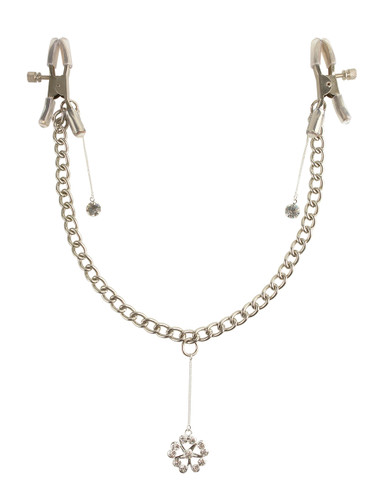 FETISH FANTASY CRYSTAL NIPPLE CLAMPS | PD360900 | [category_name]