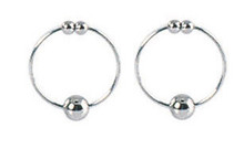 NIPPLE RING-SILVER | SE263005 | [category_name]