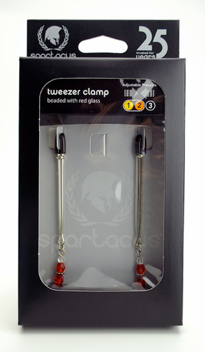 ADJ CLAMP W/RED BEADS | SPF105 | [category_name]