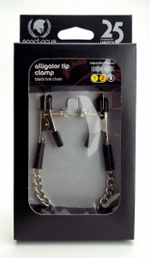 ADJUSTABLE CLAMP-ALLIGATOR