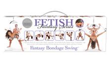 FETISH FANTASY BONDAGE SWING WHITE | PD212519 | [category_name]