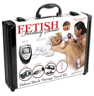 FETISH FANTASY DELUXE SHOCK THERAPY TRAVEL   PD372305   [category_name]