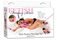 FETISH FANTASY PINK PASSION BONDAGE KIT | PD384200 | [category_name]