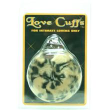 LOVE CUFFS PLUSH LEOPARD | GT20894 | [category_name]