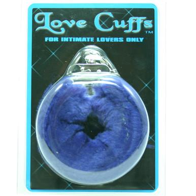 PLUSH LOVE CUFFS BLUE | GT20897CS | [category_name]