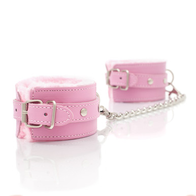 BFF KINKY KUFFS PINK | SIN61021 | [category_name]