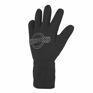 FUKUOKU GLOVE LEFT HAND LARGE BLACK | FIN910LLG3X | [category_name]