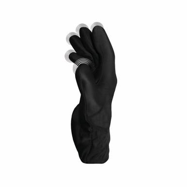 FUKUOKU GLOVE RIGHT HAND MEDIUM BLACK | FIN910R3X | [category_name]