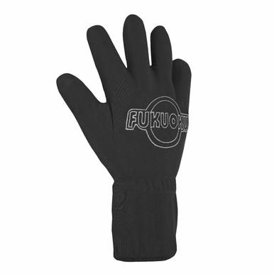 FUKUOKU GLOVE RIGHT HAND LARGE BLACK   FIN910RLG3X   [category_name]