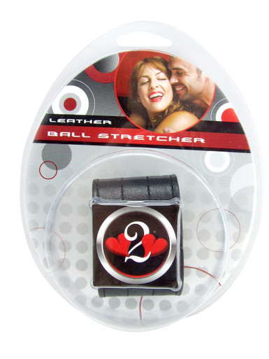 H2H BALL STRETCHER LEATHER 1.5IN BLACK | PY30 | [category_name]