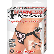 HARNESS THE REVOLUTION PINK | NW24401 | [category_name]