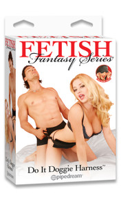 FETISH FANTASY DO IT DOGGIE HARNESS | PD215623 | [category_name]