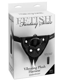 FETISH FANTASY PLUSH HARNESS VIBRATING | PD346423 | [category_name]