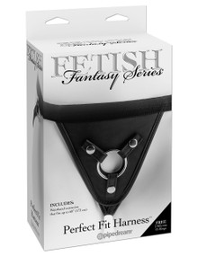 FETISH FANTASY PERFECT FIT HARNESS | PD346623 | [category_name]