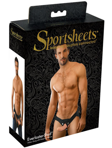 SPORTSHEETS EVERLASTER STUD HARNESS | SS69750 | [category_name]