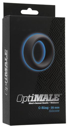 OPTIMALE C-RING 35MM SLATE | DJ069011 | [category_name]