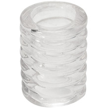TITAN COCK CAGE CLEAR   DJ350403   [category_name]
