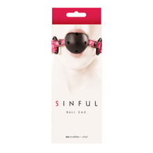 SINFUL BALL GAG | NSN122114 | [category_name]