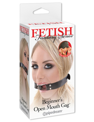 FETISH FANTASY BEGINNERS OPEN MOUTH GAG | PD213223 | [category_name]