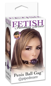 FETISH FANTASY PENIS BALL GAG