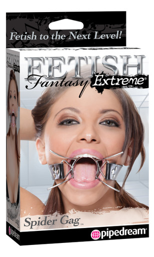 FETISH FANTASY EXTREME SPIDER GAG | PD363000 | [category_name]