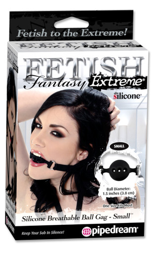FETISH FANTASY EXTREME BREATHABLE BALL GAG SMALL | PD369701 | [category_name]