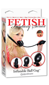 FETISH FANTASY INFLATABLE BALL GAG