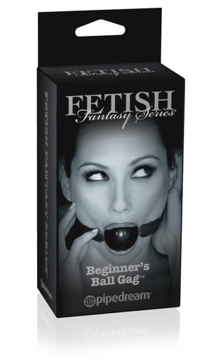 FETISH FANTASY LIMITED EDITION BEGINNERS BALL GAG   PD441223   [category_name]