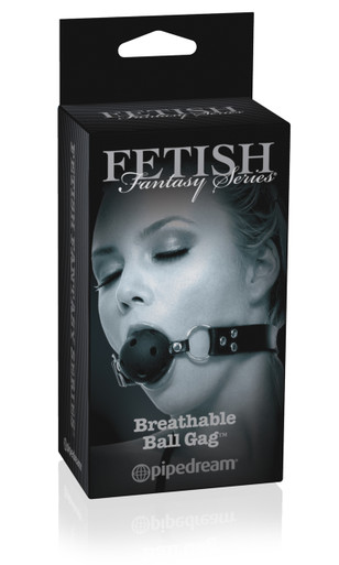 FETISH FANTASY LIMITED EDITION BREATHABLE BALL GAG | PD441323 | [category_name]