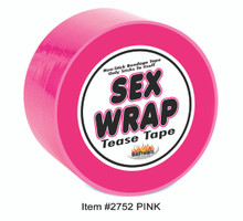 SEX WRAP TEASE TAPE PINK | HO2752 | [category_name]