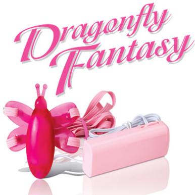 DRAGONFLY FANTASY EROTIC MASSAGER | HO2304 | [category_name]