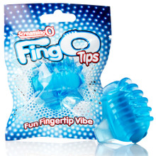 SCREAMING O FING O TIPS BLUE