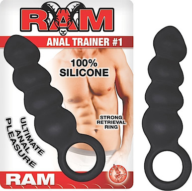 RAM ANAL TRAINER #1 BLACK | NW25102 | [category_name]