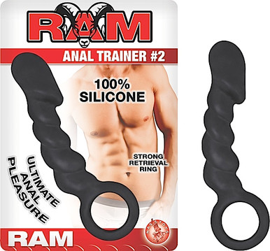 RAM ANAL TRAINER #2 BLACK   NW25112   [category_name]