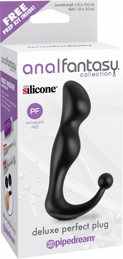 ANAL FANTASY DELUXE PERFECT PLUG | PD462123 | [category_name]