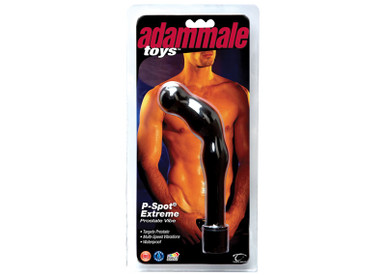 ADAM MALE TOYS P-SPOT EXTREME PROSTATE VIBE | TO1486018 | [category_name]