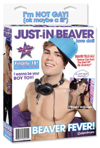 JUST IN BEAVER LOVE DOLL | PD358200 | [category_name]