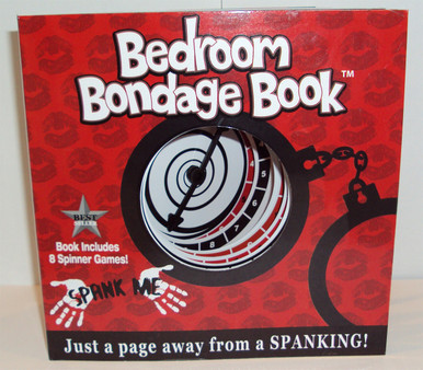 BEDROOM BONDAGE BOOK GAME | BLCBOOK4 | [category_name]