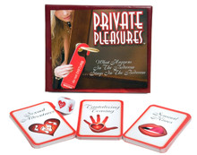 PRIVATE PLEASURES CARD GAME | BLCG07 | [category_name]