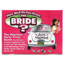 HOW WELL DO YOU KNOW THE BRIDE GAME | BLCJCG | [category_name]