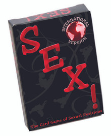 INTERNATIONAL SEX CARD GAME | KHEBGC39 | [category_name]