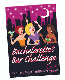 BACHELORETTE BAR CHALLENGE | KHEBGC78 | [category_name]