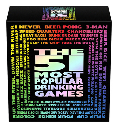 51 MOST POPULAR DRINKING GAMES | KHEBGD119 | [category_name]