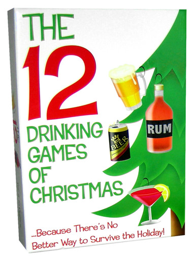 12 DRINKING GAMES OF CHRISTMAS | KHEUR011 | [category_name]