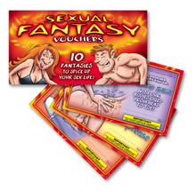 SEXUAL FANTASY SCRATCHER