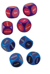 HOT & SPICEY PARTY DICE | SE243400 | [category_name]