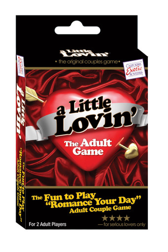 A LITTLE LOVIN GAME | SE252300 | [category_name]