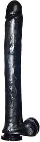 EXXXTREME DONG W/SUCTION BLACK 16IN | SIN50501 | [category_name]