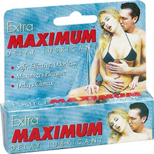 EXTRA MAXIMUM DELAY LUBE SMALL .5OZ | NW03111 | [category_name]